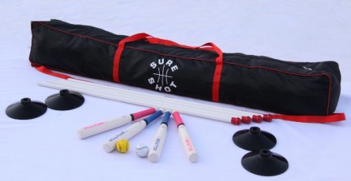 Beginners Rounders Set By Hotshot Sport