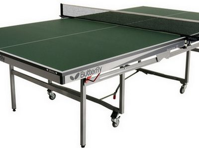 Butterfly Full Size Competition Rollaway Table Tennis table 22mm Top From Hotshot Sport
