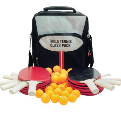 Coaching School Table Tennis Pack By Hotshot Sport