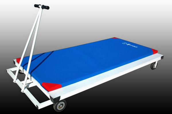 Flat Mat Trolly By Hotshot Sport