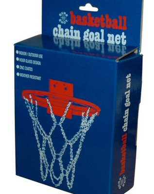 Heavy Duty Chain Basketball Net By Hotshot Sport