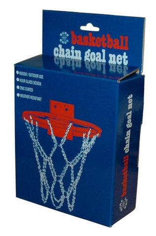 Heavy Duty Chain Basketball Net By Hotshot Sport