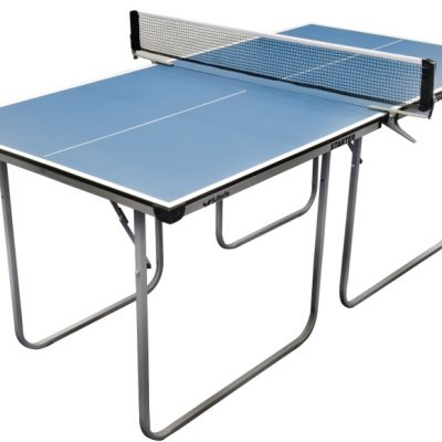 Junior Table Tennis Table 6x3 Foot Blue Shop Online Hotshot Sport
