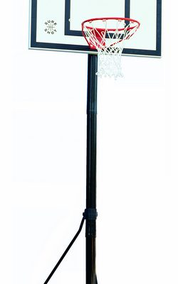 Mobile Heavy Duty Basketball Stand By Hotshot Sport