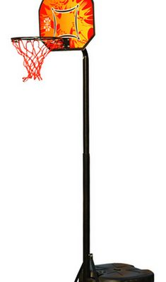 Mobile Junior Basketball Stand By Hotshot Sport