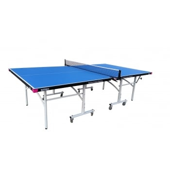 Outdoor Blue Table Tennis Table By Hotshot Sport