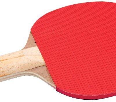 Pimple Rubber Table Tennis Bat By Hotshot Sport