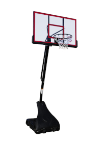 Portable Acrylic Basketball Stand By Hotshot Sport