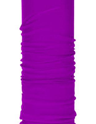 Purple Fleece Snood By Hotshotsport