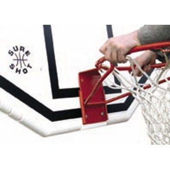 Remove Plate For Basketball Ring By Hotshot Sport