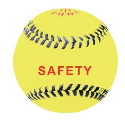 Safety Rounders Ball By Hotshot Sport
