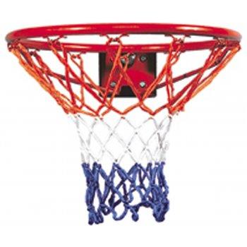 Single Flex Full Size Basketball Ring By Hotshot Sport