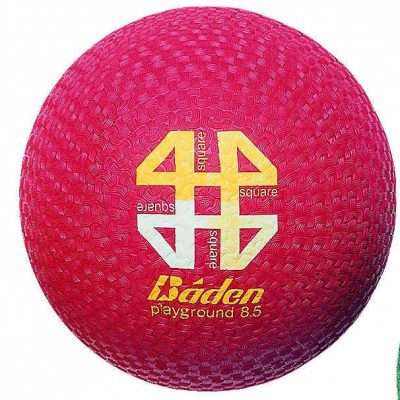 Soft Anti Sting Rubber Playball By Hotshot Sport