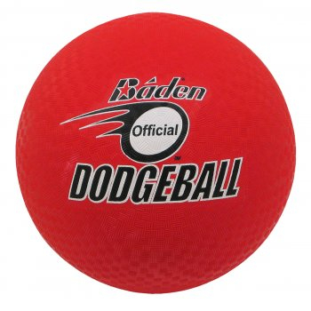 Soft Rubber Dodgeball By Hotshot Sport