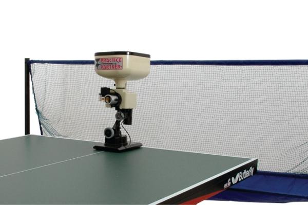 Table Tennis Practice Robot Plus Net By Hotshot Sport