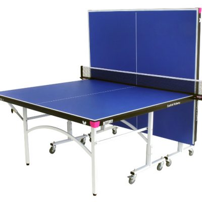 Table Tennis Table Indoor 19mm Blue By Hotshot Sport