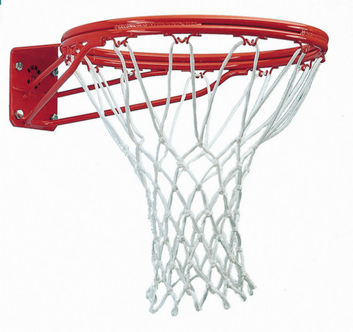 Ultra Strong Double Basketball Hoop By Hotshot Sport