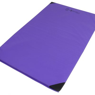 Gymnastics Mat Purple By Hotshot Sport