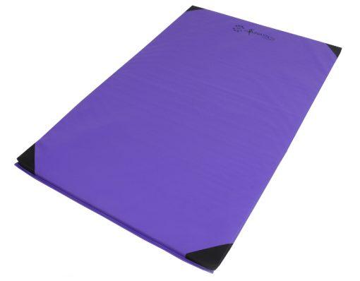 Gymnastics Mat Purple By Hotshot Sport