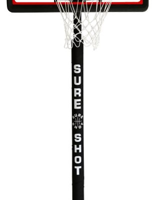 Moveable Acrylic Board Basketball Post By Hot Shot Sport