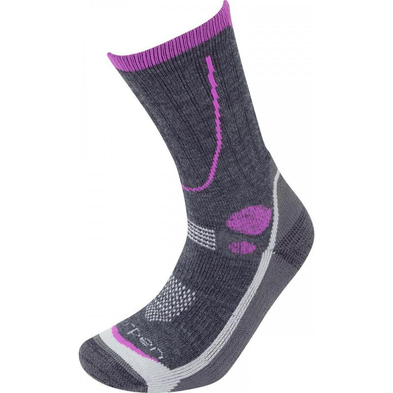 Lorpen T3 Midweight 25/% Merino Wool Ski Socks