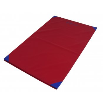 Gym Exercise Mat Red By Hotshot Sport