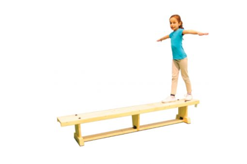 Plain Wood Gym And Seating Bench By Hotshot Sport