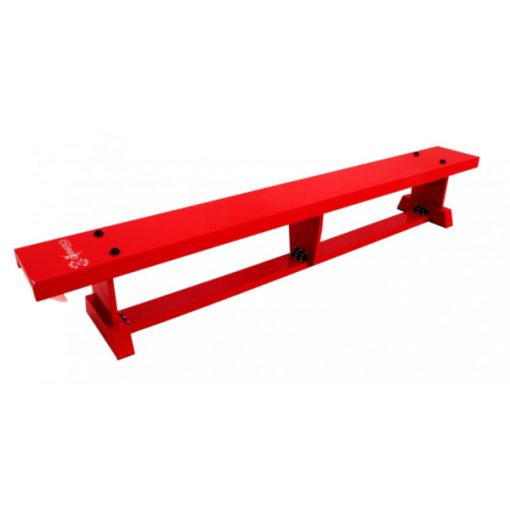 Primary Red Balance Bench By Hotshot Sport