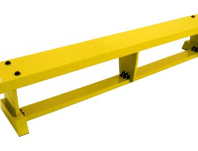 Yellow Primary 2 Metre Balance Bench By Hotshot Sport