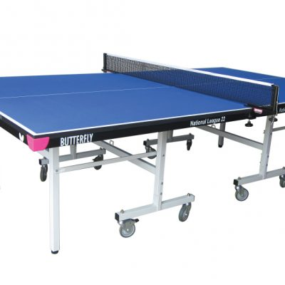 Competition Table Tennis Table 22mm From Hotshotsport