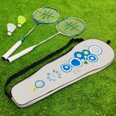 2 Player Badminton Set By Hotshot Sport