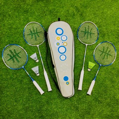 Complete Family Badminton Set By Hotshot Sport
