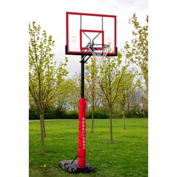 Mobile Easy Adjustable Basketball Stand By Hotshot Sport
