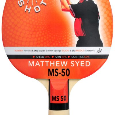 2mm Rubber Table Tennis Bat Online By Hotshot Sport