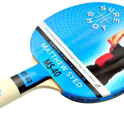 Beginners Table Tennis Bat By Hotshot Sport