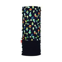 Cactus Pattern Fleece Neckwarmer By Hotshotsport