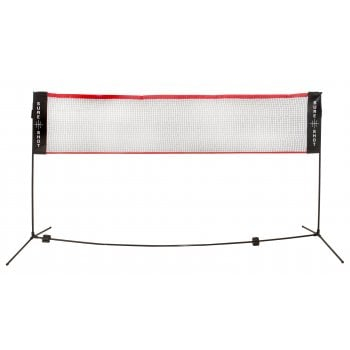 Lightweight Badminton Net And Post Set By Hotshot Sport