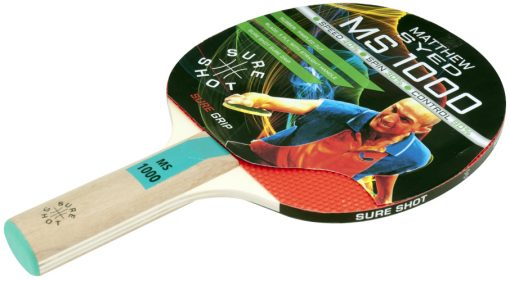Pimple Out Rubber Table Tennis Bat By Hotshot Sport