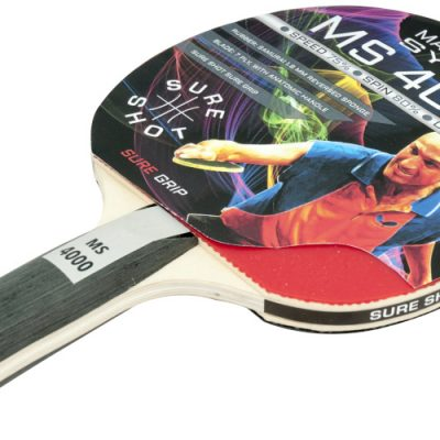 Reversed Rubber Table Tennis Bat By Hotshot Sport