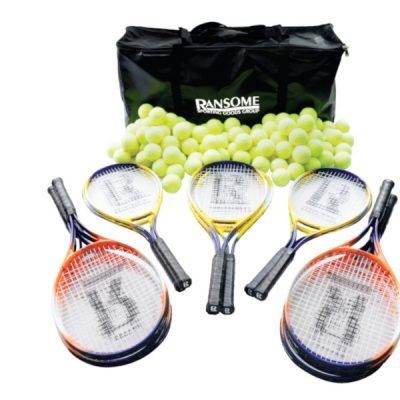 Secondary School Tennis Coaching Pack By Hotshot Sport