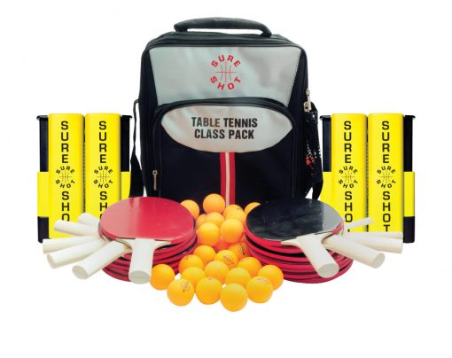 Table Tennis Coaching Pack By Hotshot Sport