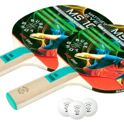 2 Player Table Tennis Set By Hotshot Sport