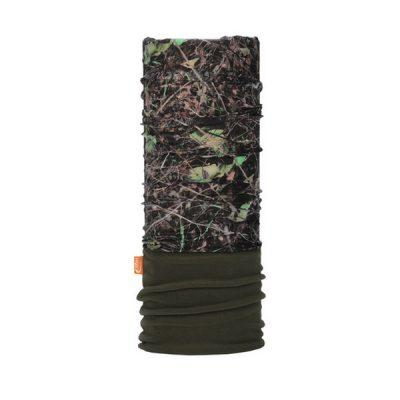 Leafy Pattern Fleece Snood By Hotshotsport