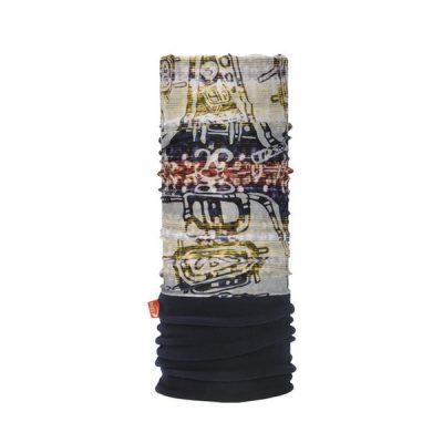 Pattern Fleece Neckwarmer By Hotshotsport