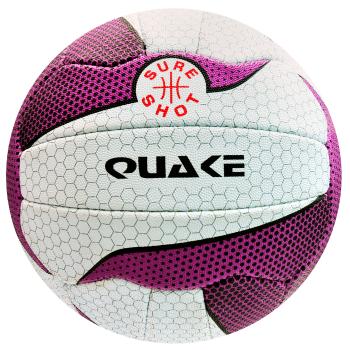 Size 5 Sure Shot Match Netball By Hotshot Sport