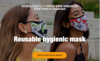 Face Masks Certified In Europe