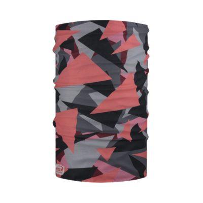 Pink Grey Black Snood By Hotshotsport