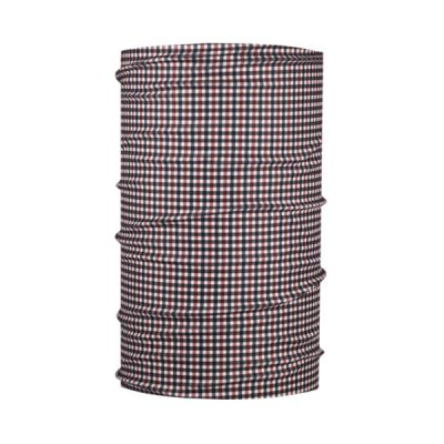 Red And Black Check Snood By Hotshotsport