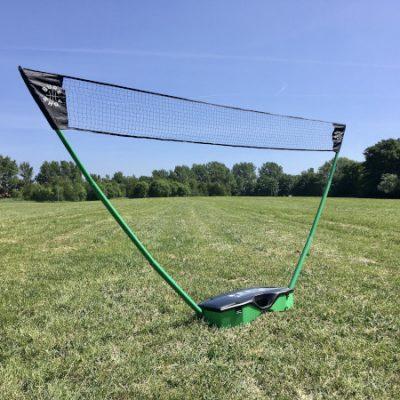 Badminton 3m Net And Post Set Outdoor Indoor By Hotshotsport