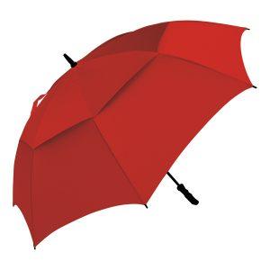 Golf Umbrella Red